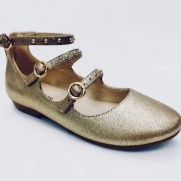d5f56a83ccc3 Stevies Gladiator Ballet Flats
